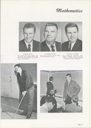 Page 25, 1969 Edition, Battle Ground Academy - Cannon Ball Yearbook (Franklin, TN) online yearbook collection