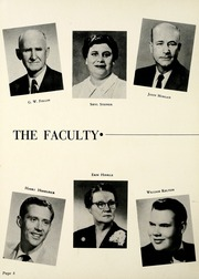 Page 12, 1955 Edition, Webb School - Sawney Yearbook (Bell Buckle, TN) online yearbook collection
