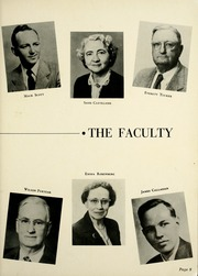 Page 13, 1955 Edition, Webb School - Sawney Yearbook (Bell Buckle, TN) online yearbook collection