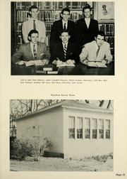 Page 55, 1955 Edition, Webb School - Sawney Yearbook (Bell Buckle, TN) online yearbook collection