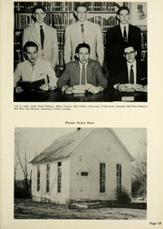 Page 57, 1955 Edition, Webb School - Sawney Yearbook (Bell Buckle, TN) online yearbook collection