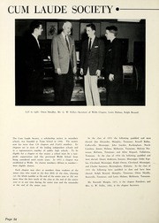 Page 58, 1955 Edition, Webb School - Sawney Yearbook (Bell Buckle, TN) online yearbook collection