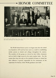 Page 59, 1955 Edition, Webb School - Sawney Yearbook (Bell Buckle, TN) online yearbook collection