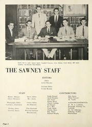Page 6, 1955 Edition, Webb School - Sawney Yearbook (Bell Buckle, TN) online yearbook collection