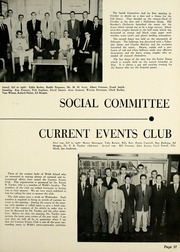 Page 61, 1955 Edition, Webb School - Sawney Yearbook (Bell Buckle, TN) online yearbook collection