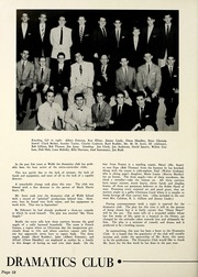 Page 62, 1955 Edition, Webb School - Sawney Yearbook (Bell Buckle, TN) online yearbook collection