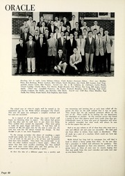 Page 64, 1955 Edition, Webb School - Sawney Yearbook (Bell Buckle, TN) online yearbook collection