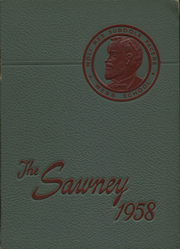 1958 Edition, Webb School - Sawney Yearbook (Bell Buckle, TN)