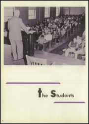 Page 8, 1959 Edition, Webb School - Sawney Yearbook (Bell Buckle, TN) online yearbook collection