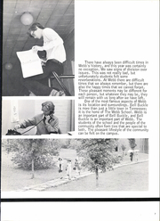 Page 11, 1977 Edition, Webb School - Sawney Yearbook (Bell Buckle, TN) online yearbook collection