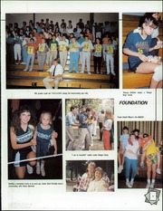 Page 9, 1987 Edition, Southern Baptist Educational Center - Trojan Yearbook (Memphis, TN) online yearbook collection