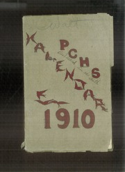 1910 Edition, Park City High School - Kalendar Yearbook (Knoxville, TN)