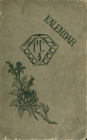 1915 Edition, Park City High School - Kalendar Yearbook (Knoxville, TN)
