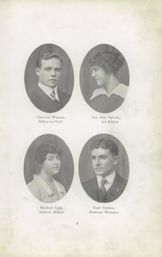 Page 11, 1915 Edition, Park City High School - Kalendar Yearbook (Knoxville, TN) online yearbook collection