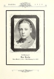 Page 17, 1929 Edition, Trevecca Nazarene University - Darda Yearbook (Nashville, TN) online yearbook collection