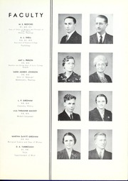 Page 13, 1940 Edition, Trevecca Nazarene University - Darda Yearbook (Nashville, TN) online yearbook collection