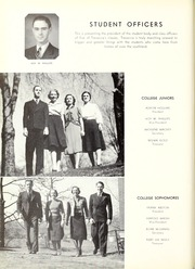 Page 16, 1940 Edition, Trevecca Nazarene University - Darda Yearbook (Nashville, TN) online yearbook collection