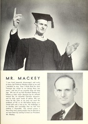 Page 9, 1940 Edition, Trevecca Nazarene University - Darda Yearbook (Nashville, TN) online yearbook collection