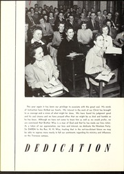 Page 10, 1946 Edition, Trevecca Nazarene University - Darda Yearbook (Nashville, TN) online yearbook collection