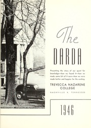 Page 7, 1946 Edition, Trevecca Nazarene University - Darda Yearbook (Nashville, TN) online yearbook collection