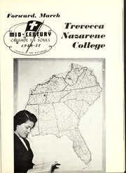 Page 13, 1950 Edition, Trevecca Nazarene University - Darda Yearbook (Nashville, TN) online yearbook collection