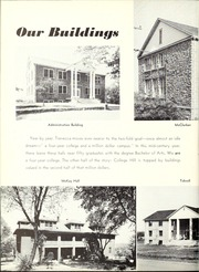 Page 16, 1950 Edition, Trevecca Nazarene University - Darda Yearbook (Nashville, TN) online yearbook collection