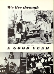 Page 8, 1950 Edition, Trevecca Nazarene University - Darda Yearbook (Nashville, TN) online yearbook collection