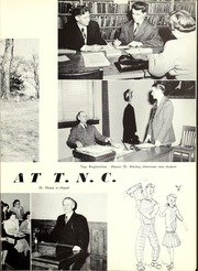 Page 9, 1950 Edition, Trevecca Nazarene University - Darda Yearbook (Nashville, TN) online yearbook collection