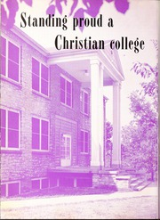 Page 8, 1956 Edition, Trevecca Nazarene University - Darda Yearbook (Nashville, TN) online yearbook collection