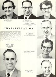 Page 15, 1958 Edition, Trevecca Nazarene University - Darda Yearbook (Nashville, TN) online yearbook collection