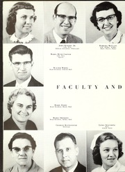 Page 16, 1958 Edition, Trevecca Nazarene University - Darda Yearbook (Nashville, TN) online yearbook collection