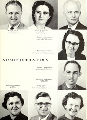 Page 17, 1958 Edition, Trevecca Nazarene University - Darda Yearbook (Nashville, TN) online yearbook collection