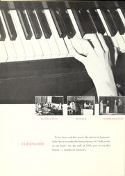 Page 6, 1958 Edition, Trevecca Nazarene University - Darda Yearbook (Nashville, TN) online yearbook collection