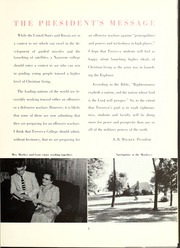 Page 9, 1958 Edition, Trevecca Nazarene University - Darda Yearbook (Nashville, TN) online yearbook collection