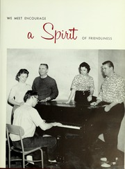 Page 15, 1960 Edition, Trevecca Nazarene University - Darda Yearbook (Nashville, TN) online yearbook collection