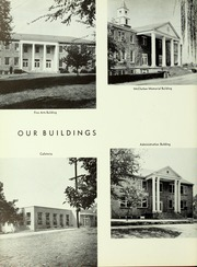 Page 16, 1960 Edition, Trevecca Nazarene University - Darda Yearbook (Nashville, TN) online yearbook collection
