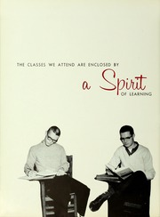 Page 8, 1960 Edition, Trevecca Nazarene University - Darda Yearbook (Nashville, TN) online yearbook collection