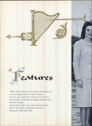 Page 12, 1964 Edition, Trevecca Nazarene University - Darda Yearbook (Nashville, TN) online yearbook collection