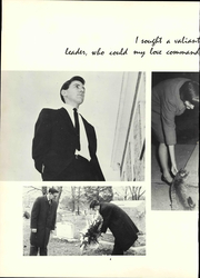 Page 10, 1967 Edition, Trevecca Nazarene University - Darda Yearbook (Nashville, TN) online yearbook collection