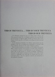 Page 17, 1968 Edition, Trevecca Nazarene University - Darda Yearbook (Nashville, TN) online yearbook collection
