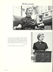Page 8, 1973 Edition, Trevecca Nazarene University - Darda Yearbook (Nashville, TN) online yearbook collection