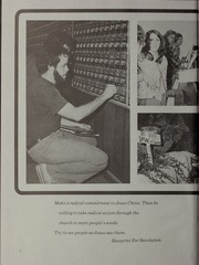 Page 6, 1976 Edition, Trevecca Nazarene University - Darda Yearbook (Nashville, TN) online yearbook collection