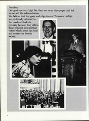 Page 10, 1979 Edition, Trevecca Nazarene University - Darda Yearbook (Nashville, TN) online yearbook collection