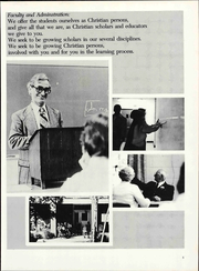 Page 11, 1979 Edition, Trevecca Nazarene University - Darda Yearbook (Nashville, TN) online yearbook collection