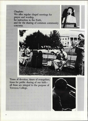 Page 14, 1979 Edition, Trevecca Nazarene University - Darda Yearbook (Nashville, TN) online yearbook collection