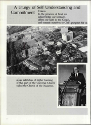 Page 8, 1979 Edition, Trevecca Nazarene University - Darda Yearbook (Nashville, TN) online yearbook collection