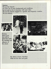 Page 9, 1979 Edition, Trevecca Nazarene University - Darda Yearbook (Nashville, TN) online yearbook collection