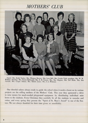 Page 10, 1964 Edition, St Marys Episcopal School - Carillon Yearbook (Memphis, TN) online yearbook collection