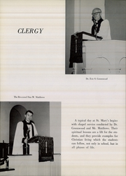 Page 12, 1964 Edition, St Marys Episcopal School - Carillon Yearbook (Memphis, TN) online yearbook collection