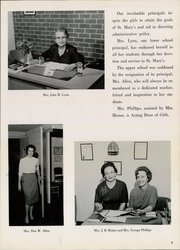Page 9, 1964 Edition, St Marys Episcopal School - Carillon Yearbook (Memphis, TN) online yearbook collection